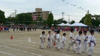今年の高須地区大運動会の報告